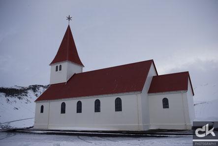 Die Kirche von Vik