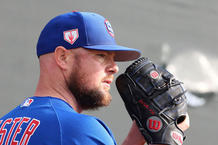 Nella foto Jon Lester (Photo by John Antonoff for the Chicago Sun-Times)