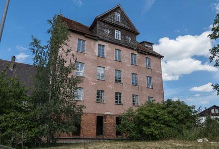 © Traudi - Grau'sche Mühle, die älteste Mühle am Mühlenkanal