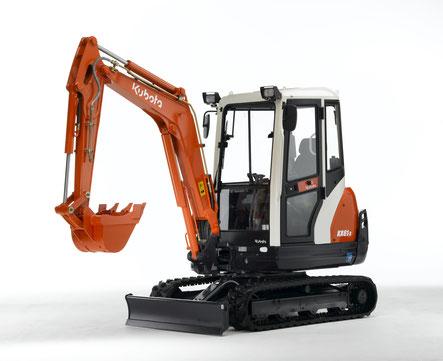 Kubota KX 057, Minibagger mieten, Baggermiete für Ihre Diy-Projekte, 57339 Erndtebrück, Christian Womelsdorf