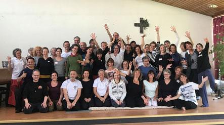 Shiatsu-Workshops in Kehl