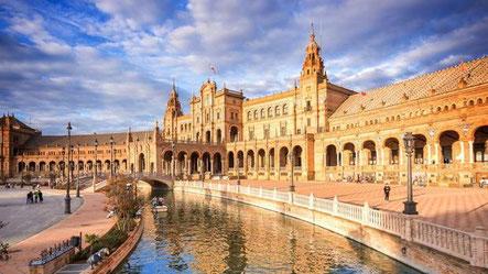 Mi lugar favorito - Plaza de España