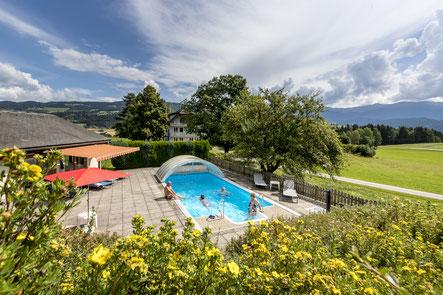 Hotel Gasthof in Mariahof, Pool und Wellness