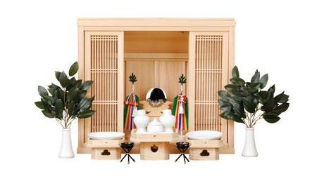 仏壇 浜北 ぬしや 神徒壇 置く場所