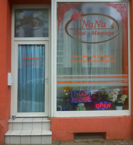 Thai massage frankfurt ostend