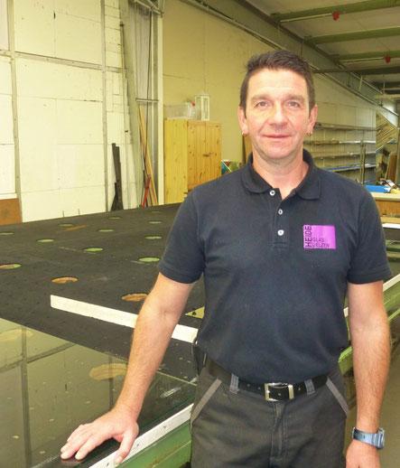 Steffen Müller besucht Fortbildung für Sicherheitsbeauftragte