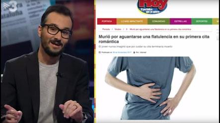 """Jair Domínguez al programa de TV3 """"Està Passant"""""""