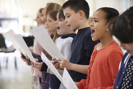 Coro della Scuola di Musica Suaviter di Roma