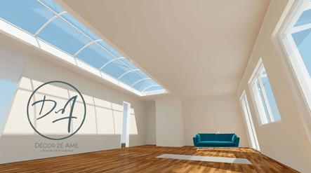 plan 3D décorateur montpellier
