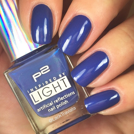 swatch p2 luminous blue