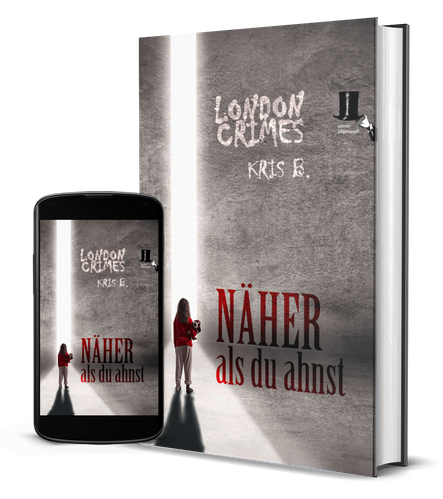London Crimes 1: Näher als du ahnst (Cover)