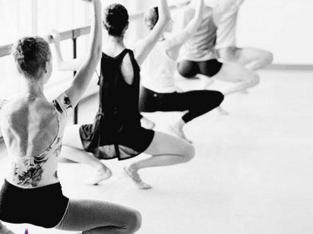 Classical ballet adults The Hague Danceschool Den Haag