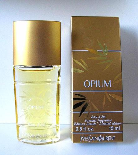 OPIUM - EAU D'ETE - EDITION LIMITEE 15 ML