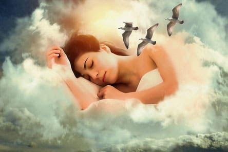 interpréter les rêves,  consultations, explications d'un rêve, message