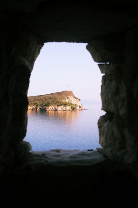 Porto Palermo Castle  Festung Albanien