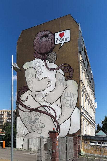 "Berlin - ""Arm aber sexy"""
