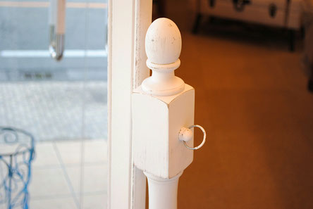 スタンドミラー 白い家具 白家具 木製 姿見 ホワイト ミラー おしゃれ フランス 白 鏡 プロヴァンス お姫様 カントリーコーナー CountryCorner