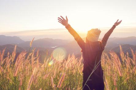 Lebensfreude wiedergewinnen und sich selbst besser verstehen kann ich ihnen näher bringen