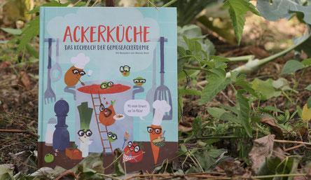 Das Kochbuch Ackerküche, Autorin Wanda Born