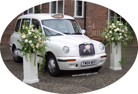 Low Cost Wedding Cars