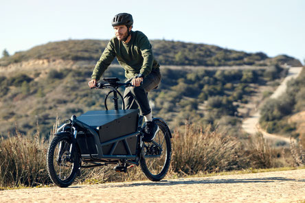 Cargo und Lasten E-bikes von Riese und Müller