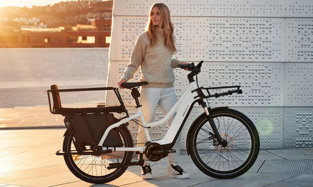 Stadträder von Vsf Fahrradmanufaktur, Riese und Müller, Veloheld