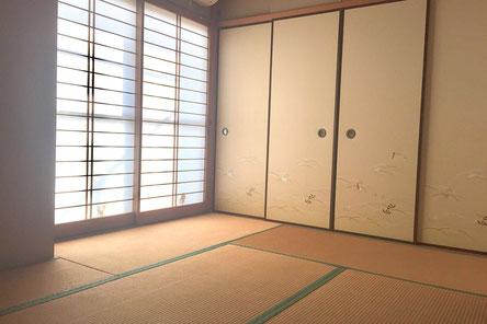 東秩父村の畳,撤去費用
