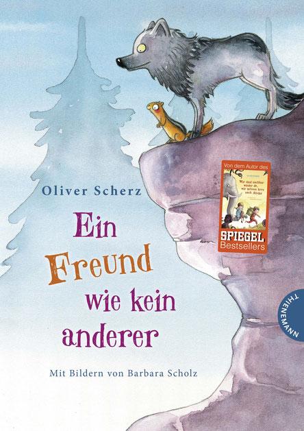 Ein Freund wie kein anderer 02|2018 Thienemann