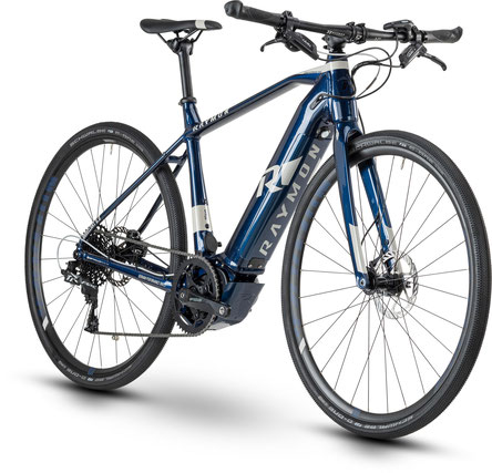 R Raymon Gravelray E 6.0 - Gravel e-Bike - 2020