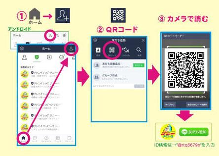 クリーニングショップサニー ダイエー藤沢店 LINE