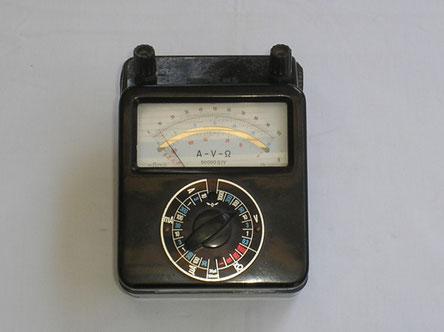 Siemens & Halske Universal Multimeter AVOhm  Gleichstrom Typ. Multizet
