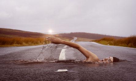 Schwimmleidenschaft lässt sich gezielt planen