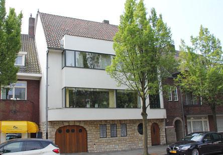 Dokterswoning Emmasingel 93 Weert, gemeentelijk monument, Jos Wielders