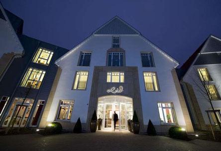 Lind Hotel, Rietberg, teamevent.de, Teamevent, Firmenevent, Betriebsausflug, Schnurstracks, Teambuilding