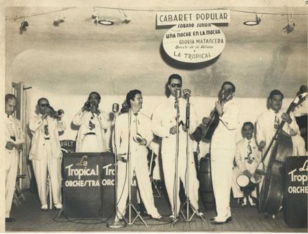 Conjunto Casino: Faz, Espi y Ribot - 1949.