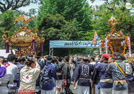 Hibiya Oedo Matsuri 2019「Matsuri Parade」