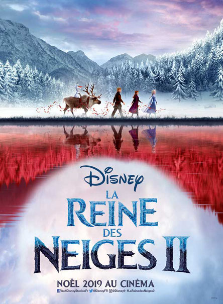Grand Rex le nouveau film Disney La Reine des Neiges 2 - Spectacles de noël