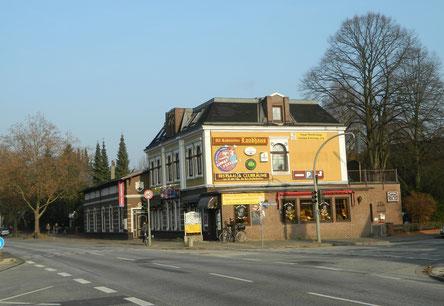 ….später bis 2014 Alt Rahlstedter Landhaus