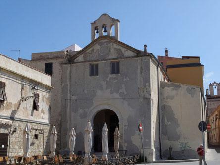Place espagnole dans la vieille ville