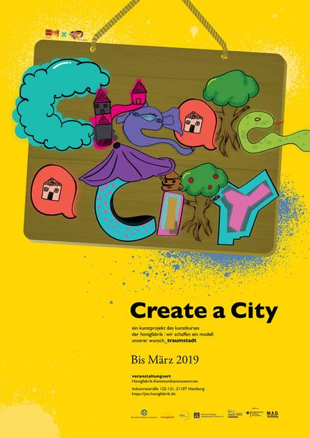 CREATE A CITY - Für Vergrößern bitte klicken