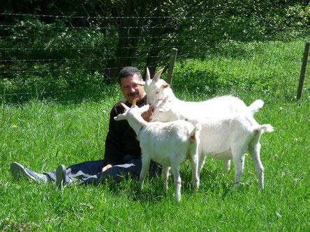 La Ferme d'Antan - Fromage de chèvre - Sainte-Ode
