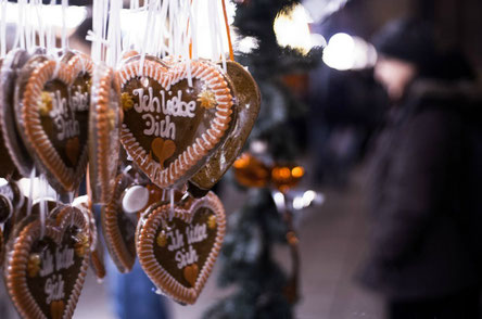 Frankfurt top things to do - Christmas Market - Copyright  Giulia Mulè