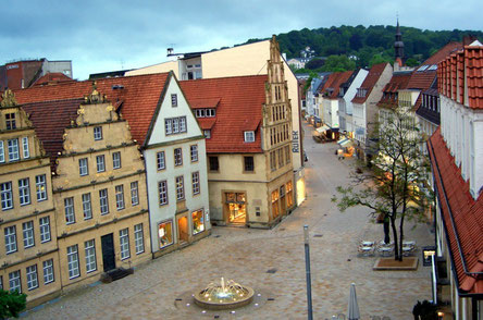 Bielefeld top things to do - Old Town - Copyright John