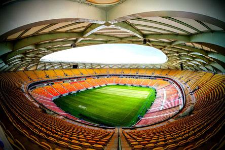 В Батуминачинается строительство нового стадиона международного класса