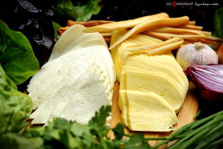 Знаменитый Мегрелский Сулугуни: сыр из которого можно приготовит более 100 Грузинских блюд
