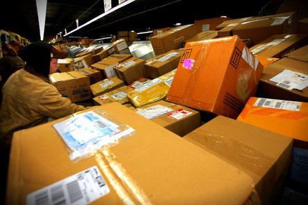 Мировые почтовые бренды DHL и TNT прекратили работу в Грузии