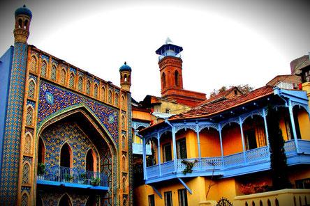 Грузия передаст мусульманам страны 21 мечеть
