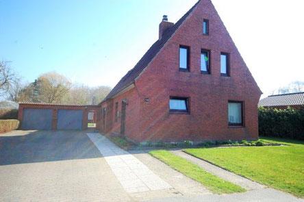 Zweifamilienhaus bei Meldorf, Kreis Dithmarschen, vermittelt von Diedrich & Diedrich Immobilienmakler