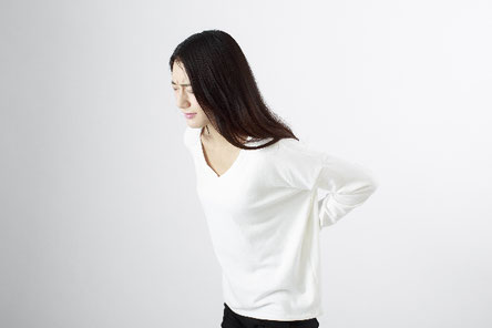 奈良県大和高田市の坐骨神経痛女性