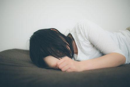 奈良県香芝市の腰椎椎間板ヘルニアの女性